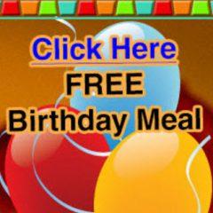 Top 15 Free Birthday Meals in Phoenix