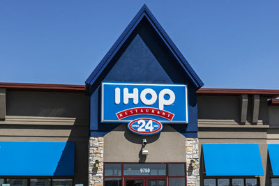 IHOP Birthday - Sign up for FREE Pancakes
