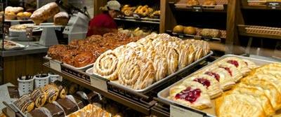 Panera Bread Free Pastry