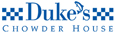 Dukes Chowder House logo.