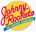 Johnny Rockets logo.