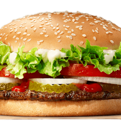 Download BK App for Free Whopper